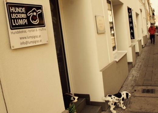 Hundeleckerei Lumpi Jakominiviertel 3