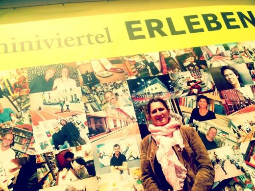 Mag Pia Paierl Koordinatorin Pilotporjekt Jakominiviertel