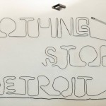 nothing stops detroit (c) Lipp, Zahnschirm 9