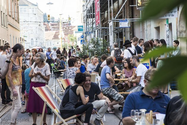 Fest im Jakominiviertel