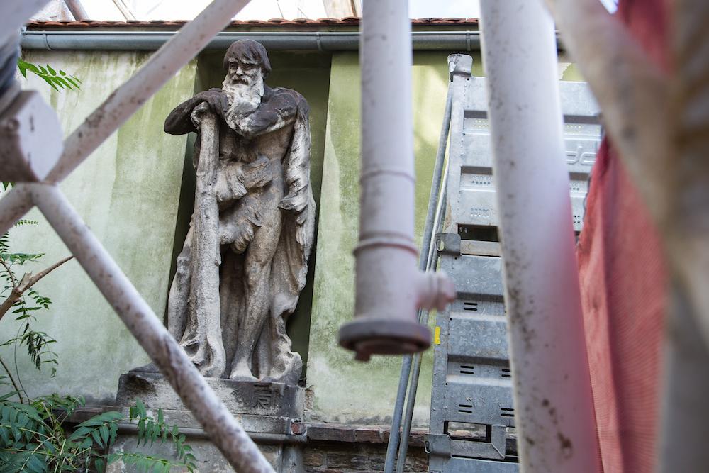 Zeitzeuge seit Ewigkeiten: Der Wilde Mann