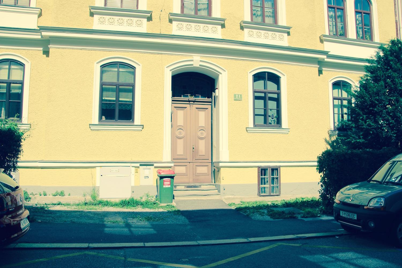 Vorgärten Graz