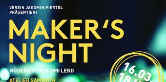 makers night graz Jakominiviertel 2018